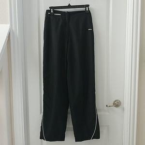 Womens Adidas Track Jogging Windbreaker Pants